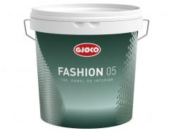 Эмаль масляная Gjoco Fashion 05 матовая база B полупрозрачная