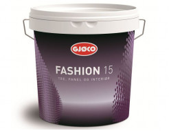 Эмаль масляная Gjoco Fashion 15 полуматовая база C прозрачная