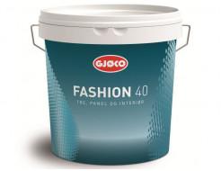 Эмаль масляная Gjoco Fashion 40 полуглянцевая база А белая