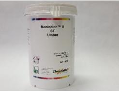 Пигментная паста Monicolor-B ST-коричневая - интернет-магазин tricolor.com.ua