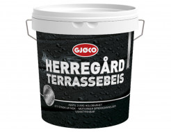 Масло для древесины Gjoco Terrassebeis для террас и мебели