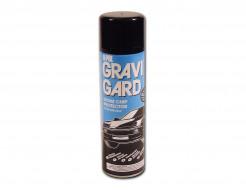 Аэрозольный антигравий U-POL GRAVI-GARD черный - интернет-магазин tricolor.com.ua