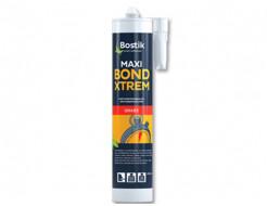Клей монтажный Bostik Maxi-Bond XTrem для стекла белый