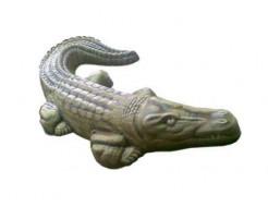 Форма Крокодил 130х70 см АБС Мастера Форм