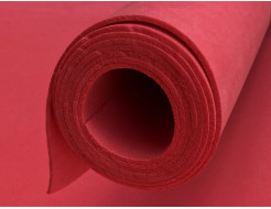 Фоамиран 02 красный 1,5х1 м