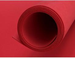 Фоамиран 03 ярко-красный 1,5х1 м