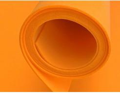 Фоамиран 03 оранжевый 1,5х1 м