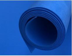 Фоамиран 02 синий 1,5х1 м
