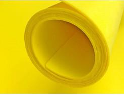 Фоамиран 03 желтый 1,5х1 м