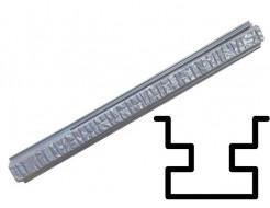 Форма столба распашная №11