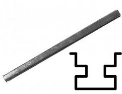 Форма столба распашная №27