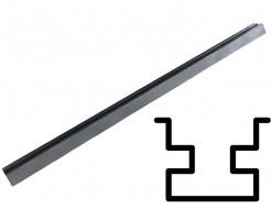 Форма столба распашная №29 с пазами (АБС) БудФорма