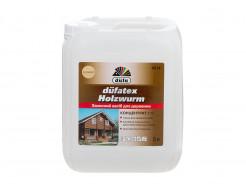 Защитное средство для древесины Dufatex Holzwurm зеленое Dufa