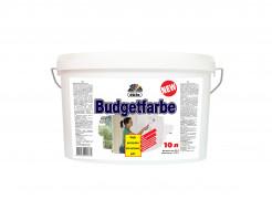 Супербелая краска Budgetfarbe Dufa для внутренних работ