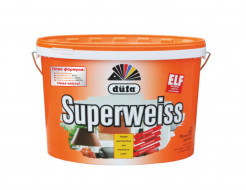 Суперстойкая виниловая краска Superweiss D4 Dufa