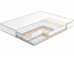 Ортопедический матрас Musson Баланс Soft Pocket Spring 160х190