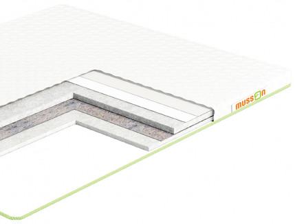 Футон для дивана Musson Футо-Light 150х200 - интернет-магазин tricolor.com.ua