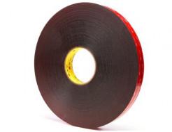 Лента двусторонняя 3М VHB 5925F 0,6мм 6мм/5м черная