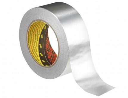 Лента алюминиевая 3М 1436 50мм/50м