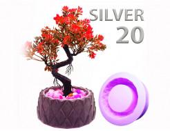 Силикон для форм заливочный средней жесткости Silver20