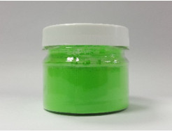 Пигмент флуоресцентный неон зеленый Tricolor FG