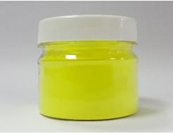 Пигмент флуоресцентный неон лимонный Tricolor FY