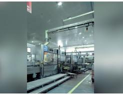 Акустическая влагостойкая гладкая плита Rockfon Industrial Opal BF 2400x600x40 - интернет-магазин tricolor.com.ua
