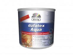 Декоративная пропитка для дерева Dufatex Aqua Dufa (бесцветная) - интернет-магазин tricolor.com.ua