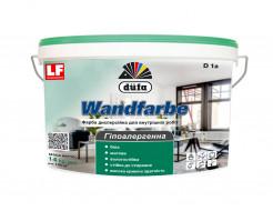 Краска дисперсионная Wandfarbe D1a Dufa белая матовая