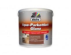 Лак паркетный Aqua-Parkettlack Dufa глянцевый