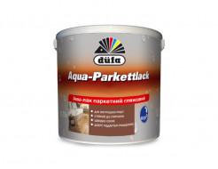 Лак паркетный Aqua-Parkettlack Dufa матовый