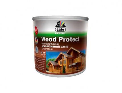 Пропитка декоративная DE Wood Protect Dufa (бесцветная) - интернет-магазин tricolor.com.ua