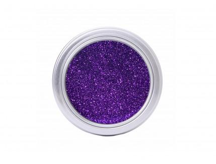 Глиттер GVIO/0,2 мм (1/128) фиолетовый Tricolor