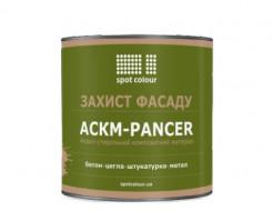 Краска фасадная Spot Colour АСКМ-Pancer черная