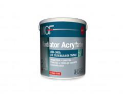 Акваэмаль белая для отопительных приборов MGF Radiator Acrylfarbe