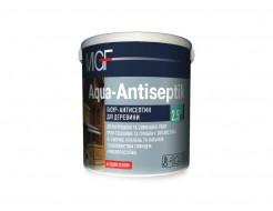Лазурь-антисептик MGF Aqua-Antiseptik махагон
