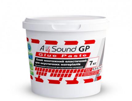 Клей монтажный A4Sound GP для акустических материалов эластичный - изображение 2 - интернет-магазин tricolor.com.ua