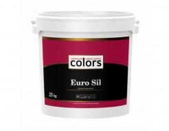 """Силикатно-сликоновая тонкослойная структурная штукатурка COLORS Euro Sil """"барашек"""", зерно 1.5 мм"""