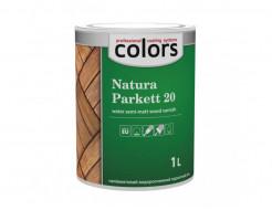 Покрывной лак для внутренних работ COLORS Natura Parkett 20 - интернет-магазин tricolor.com.ua
