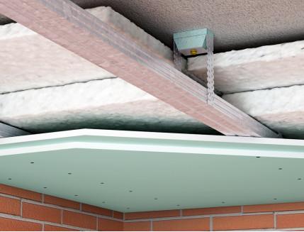 Крепление виброизоляционное потолочное A4Sound VibroHolder C - изображение 2 - интернет-магазин tricolor.com.ua