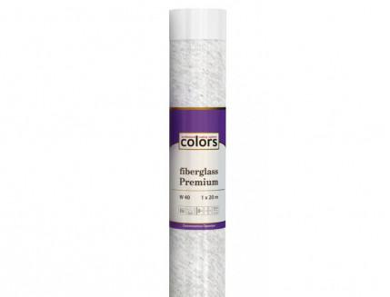Стеклохолст Colors Premium W40 (40 г/м2) 1м x 20 м - интернет-магазин tricolor.com.ua