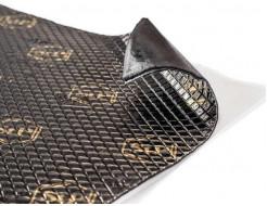 Вибропоглощающий материал StP Bimast Bomb Premium Бимаст Бомб Премиум 4,2мм 0,53м*0,75м