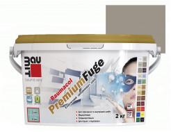Затирка для швов эластичная Baumit PremiumFuge Cement grey Серый цемент - интернет-магазин tricolor.com.ua