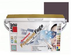 Затирка для швов эластичная Baumit PremiumFuge Anthracite Мокрый асфальт - интернет-магазин tricolor.com.ua