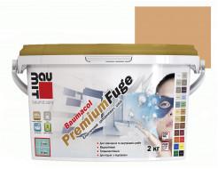 Затирка для швов эластичная Baumit PremiumFuge Camel Капучино - интернет-магазин tricolor.com.ua