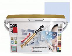 Затирка для швов эластичная Baumit PremiumFuge Light blue Светло-голубая - интернет-магазин tricolor.com.ua