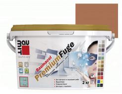 Затирка для швов эластичная Baumit PremiumFuge Light brown Светло-коричневая - интернет-магазин tricolor.com.ua