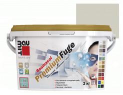 Затирка для швов эластичная Baumit PremiumFuge Manhattan Светло-серая - интернет-магазин tricolor.com.ua