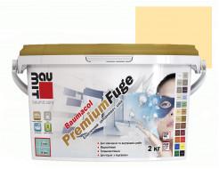 Затирка для швов эластичная Baumit PremiumFuge Vanille Ваниль - интернет-магазин tricolor.com.ua