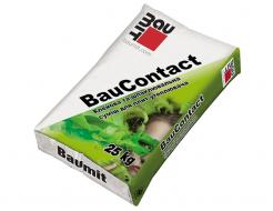 Клей-шпаклевка Baumit BauContact для приклеивания и защиты ППС и МВ плит